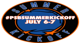 July 6/7, 2016 – #PSBSummerKickoff