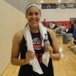 A Day in the Life of EBA All-American Taya Reimer