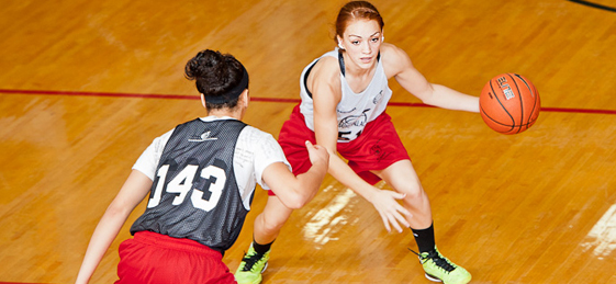 Taryn McCutcheon (16' WV) ranked #33 in the #PNElite60 is one of many talented players participating this weekend.