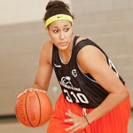 Taya Reimer Embraces Dominance — EBA All-American Camp Day 1