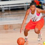 Te'a Cooper goes 3-0 — EBA All-American Spotlight — Sept. 25, 2012