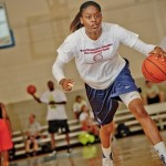 TeamEBA Featured Player Evaluation: Kaela Davis – Oct. 16, 2012