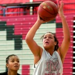 Fila Fall Finish Recap — Khalia Lark is glue for Mater Dei — Oct. 16, 2012