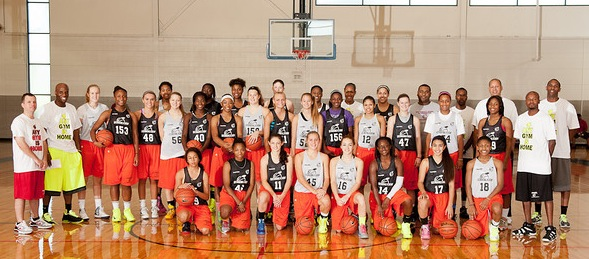 The EBA All-American Camp is ideal for college prospects to train and compete with the best.