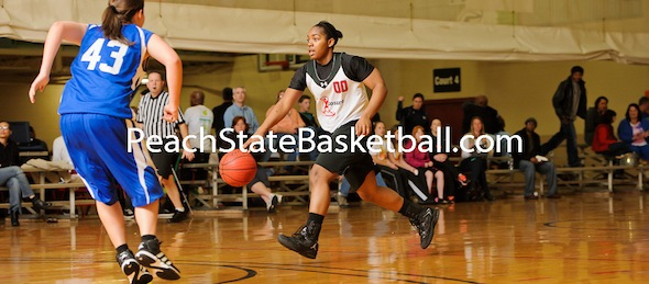 Alexia Manning of Columbus, Ga., will be a focal point of the Georgia Exposure program this summer. *Photo by Ty Freeman