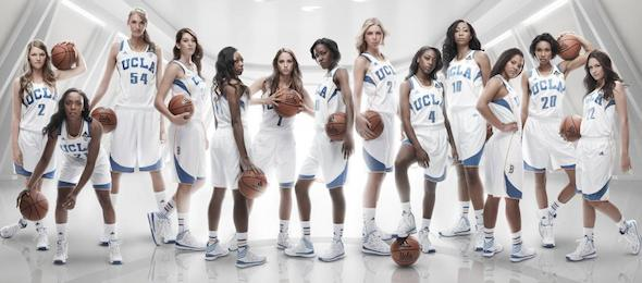 The 2013-14 UCLA Bruins are ready for the limelight that following up on a 26-win season brings.*Courtesy of UCLA Athletics