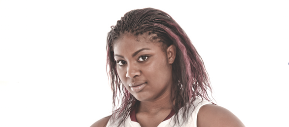 Redshirt sophomore Ebony Wells of Chipola College (FL) was an ELITE 150 prospect as a high school senior.