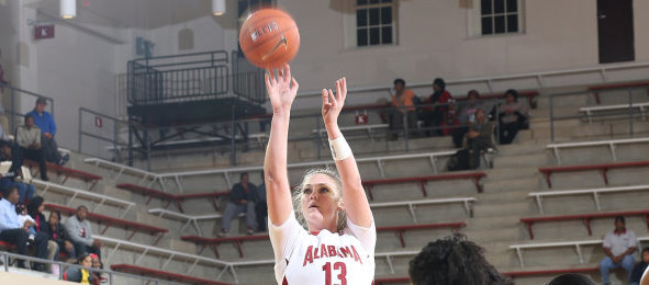 Before Nikki Hegstetter made her way to Alabama, she proved she was class of 2012 prep to watch at Florida.*Courtesy of Alabama Athletics