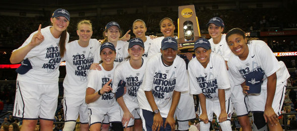 Our #TeamPSB Analysts weigh in on UConn's chances to repeat as NCAA National Champions.*Courtesy of UConn Athletics
