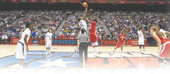 The 2010 WBCA All-American Game featured a whole host of players who went on to play at basketball powerhouses.*Courtesy of WBCA
