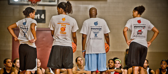 Our Elite Basketball Academy has been home to top HS players including Andraya Carter (Tennessee), Kaela Davis (Georgia Tech) and Cierra Burdick (Tennessee). *Photo by Ty Freeman