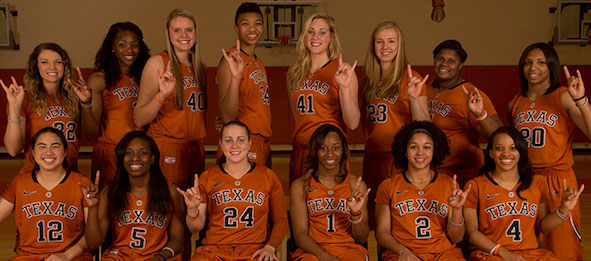The 2013-14 edition of the Texas Longhorns are off to a good start going into a Big 12 battle with Oklahoma.