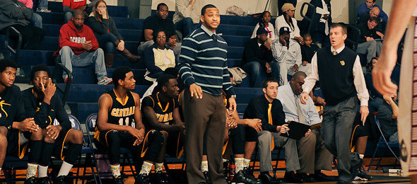 Branden Mayweather has quickly proven himself as one of the state's top young coaches. *Photo by Ty Freeman