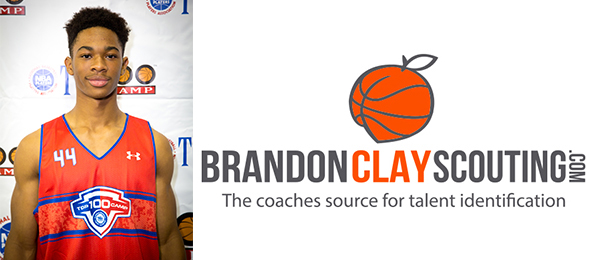 Class of 2015 guard Rayjon Tucker of Charlotte, N.C., will fit right in with