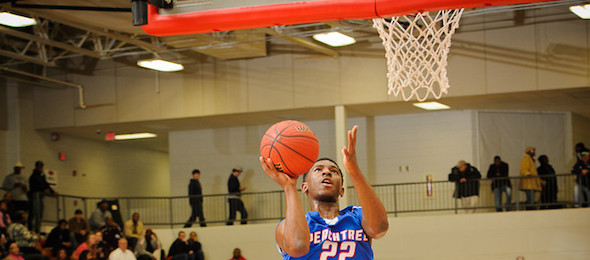 Aaron Augustin came into the Midwest Invitational focused and ready to perform at a high level.  *Ty Freeman / @typhotog