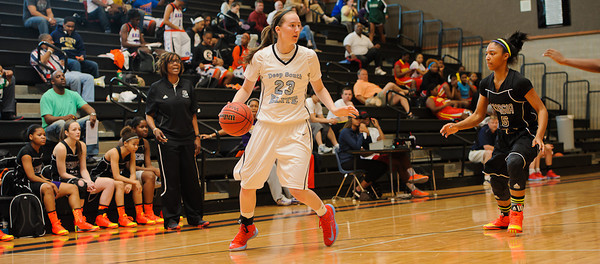 Amber Skidgel will bring Andy Landers' Georgia roster another option on the perimeter.  *Ty Freeman / @TyPhotoG