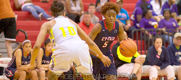 Jordan Hosey brings versatility and a five-star caliber forward to the Texas Longhorns roster next fall.  *Chris Hansen / @ChrisHansenPSB
