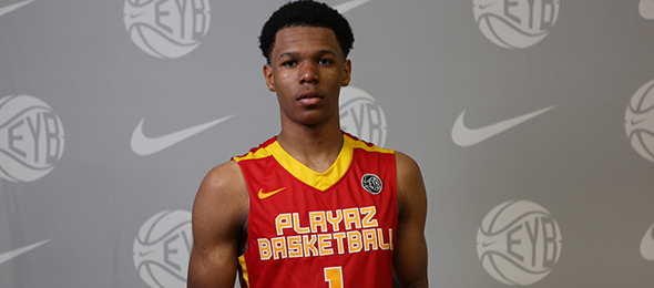 We've seen class of 2017 guard Trevon Duval four times this calendar year. He's shined on every occasion.  Jon Lopez/Nike
