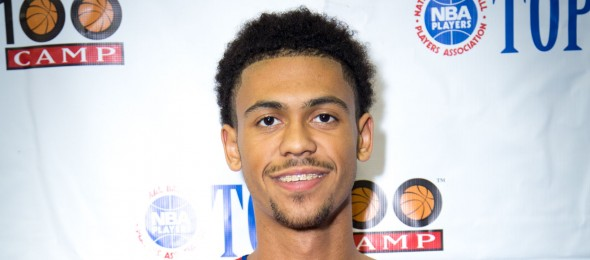 Class of 2015 guard Tyler Dorsey of Bellflower, Calif., is one of the premier combo guards in the nation. Read why here. Photo cred - Davide de Pas