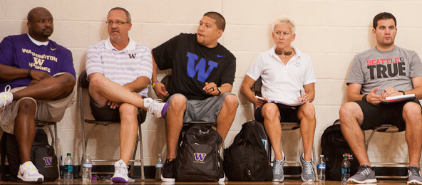 Washington sent multiple coaches to watch Destiny Slocum at the PeachStateBasketball.com Power 48 Summer Finale.  *Ty Freeman / @typhotog