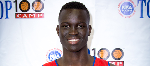 Class of 2015 forward Deng Adel of Bradenton, Fla., proved to be one of the top players in the class. Read about the future Louisville Cardinal here. Photo cred - Davide de Pas