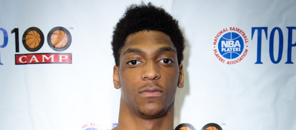 Justin Jackson of Toronto, Ont., has established himself as one of North America's premier prospects. David DePas / NBPA