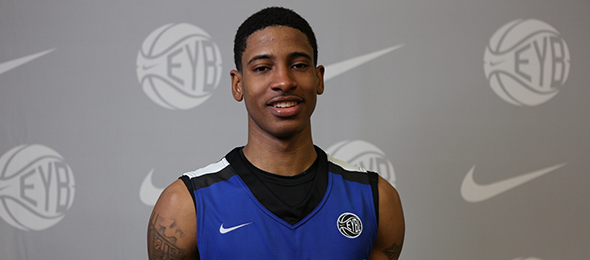 Class of 2015 wing Charles Matthews is headed to Kentucky. Read about his game here. Photo cred - Jon Lopez/Nike