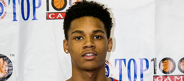 Class of 2015 guard DeJounte Murray of Ranier Beach, Wash., brings length and athleticism to coach Lorenzo Romar's roster.