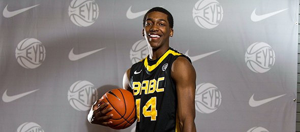 Class of 2015 guard Terrance Mann is headed to Florida State. Read what he brings to the Seminoles. Photo cred - Jon Lopez