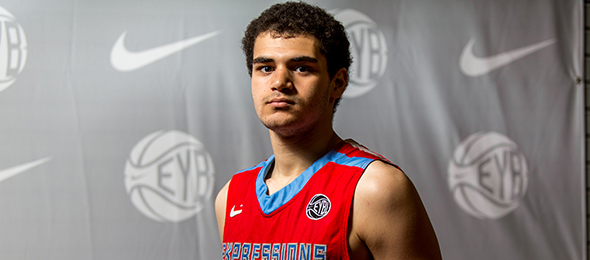 Class of 2015 Aaron Falzon of Gill, Mass., is headed to Northwestern. Read about his game here. Photo cred - Jon Lopez/Nike