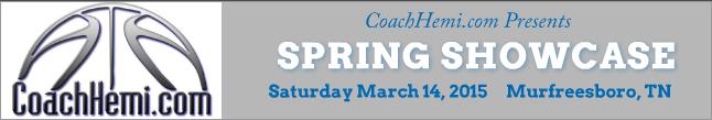 Coach Hemi Spring Showcase PSB