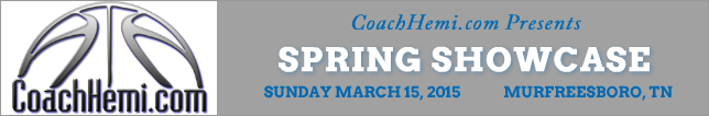 CoachHemi Spring Showcase 1