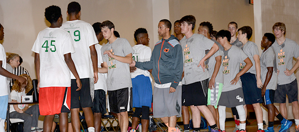 Many of the top players in the region competed at the EBA Top 40 Fall Workout in October.