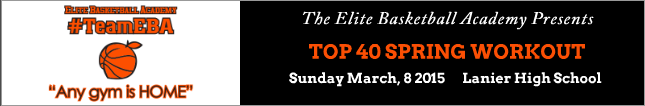 eba top 40 workout