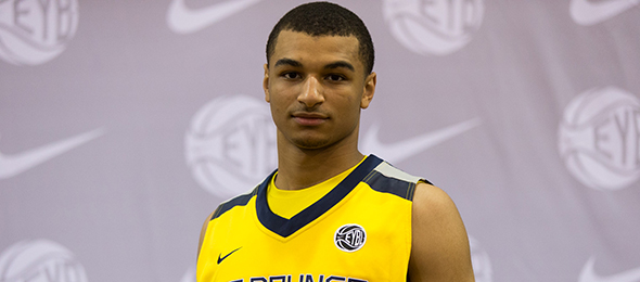 Class of 2016 guard Jamal Murray has proven that he is one of Canada's best. Read about his performances here. Photo cred - Jon Lopez/Nike
