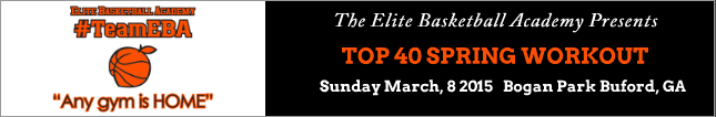 top 40 Spring workout