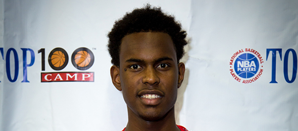 Class of 2016 forward Dewan Huell is one of the more intriguing prospects in the country. His blend of athleticism and skill have many schools interested already. Read what we said about him here. Photo cred - Davide de Pas