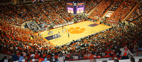 The Clemson program is changing by the day and that includes an upcoming renovation to Littlejohn Coliseum.  *Photo by Clemson Athletics