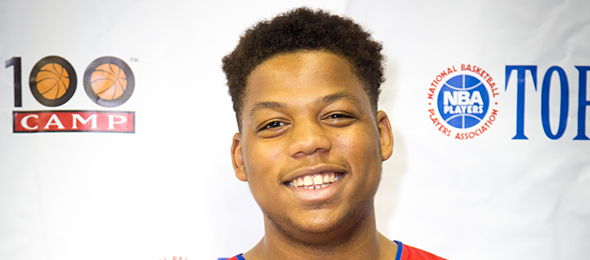 Villanova commit Omari Spellman of Cleveland, Ohio, is one of the nation's best because of his skill set. Read more and see his highlights here. Photo cred - Davide de Pas