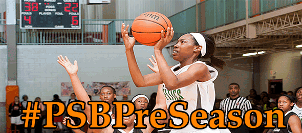 Tatyana Davis of the ATL Lady Celtics turned heads at the #PSBSpringShowdown and will look to guide her team to a championship at #PSBPreSeason *Ty Freeman / @TyPhotoG