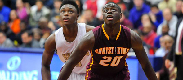 Class of 2016 guard Rawle Alkins of New York landed in the ELITE 100 after an athletic performance at the Hoop Hall Classic. Photo cred - Bob Blanchard/RJBsports