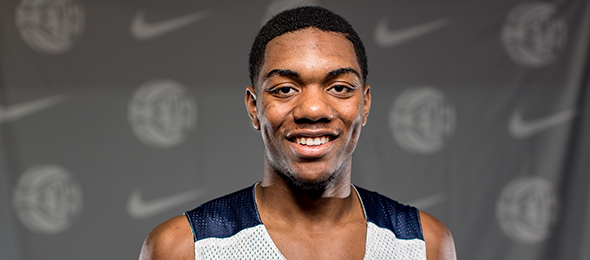 Class of 2016 guard Trent Forrest of Chipley, Ala., has proven himself one of the more promising prospects in the nation. Read why here. Photo cred - Jon Lopez/Nike