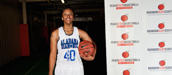 '16 Jasmine Walker a ProspectsNation.com 4 Star Prospect looks to lead her Alabama Diamondz team to a Championship in the @KeilMoorePSB Bracket width=