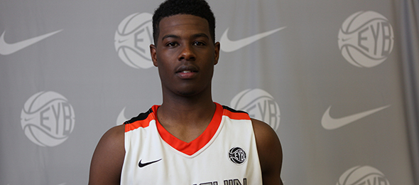 Class of 2015 wing Davon Dillard of Gary, Ind., is headed west to play at the University of California. Read about his game here. Photo cred - Jon Lopez/Nike