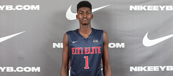 Class of 2016 forward Jonathan Isaac of Fla., is one of the class biggest stock risers Read what he will bring to Florida State. Photo cred - Jon Lopez/Nike