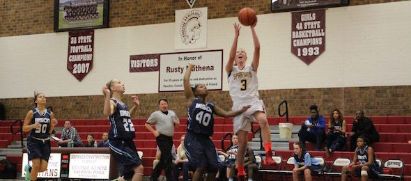 Kristina Cavey of Berthoud, Colo., has garnered interest and offers from schools nationwide.