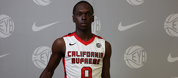 Devearl Ramsey of Los Angeles, Calif., is a unique point guard. Read what makes him special here. Photo cred - Jon Lopez/Nike