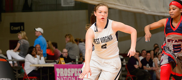 Kristen Mayo of Grayson, Ky., is of the Bluegrass State's premier point guard prospects in the class of 2017. *Ty Freeman / @typhotog