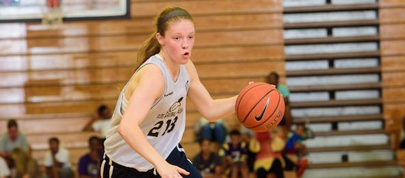 Class of 2017 wing Rachel McLimore of Ind., has established herself as a premier prospect regionally. *Ty Freeman / @typhotog