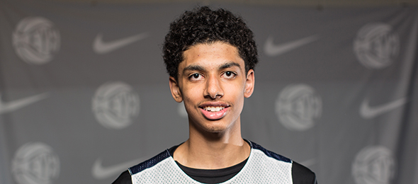 Class of 2017 wing Brian Bowen of Mich., is a consistent performer regardless of the setting. His #BCSReport Player Card. Photo cred - Jon Lopez/Nike